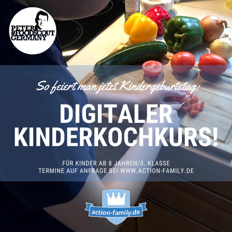 Online-Kochkurs
