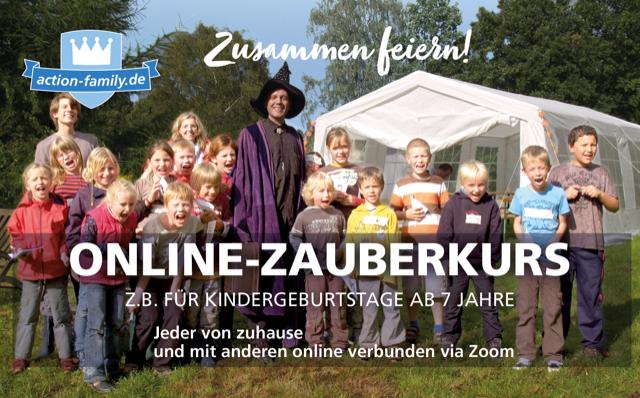 action-family-onlinekurse Zaubern